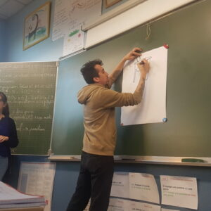 Animation scolaire - Wavrin
